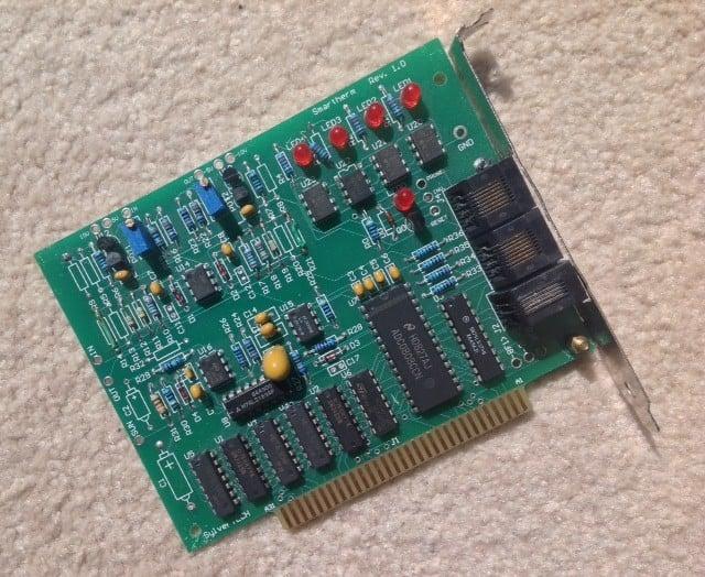 SMARTHERM PC Card